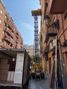 Servicios, Plataformas Elevadoras Valencia